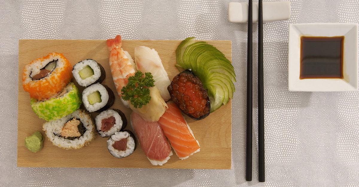 L'antica storia del sushi